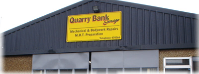 Quarry Bank Garage Services